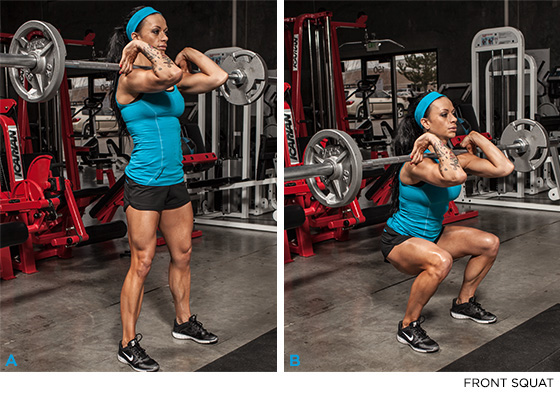 7-must-try-squat-variations-front-squat
